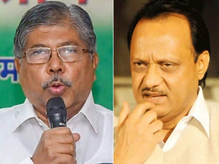 Ajit Pawar vs Chandrakant Patil: 'ज्यांना काम नाही ते लोक असे बोलतात'; अजित पवारांचा चंद्रकांत पाटील यांच्यावर पलटवार