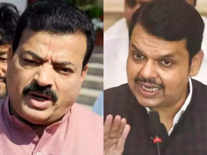 opposition leader devendra fadnavisv: Devendra Fadnavis: फडणवीसांनी राजकीय संन्यास घेतला तर...; भास्कर जाधव यांनी साधला निशाणा - shiv sena leader bhaskar jadhav criticizes opposition leader devendra fadnavis