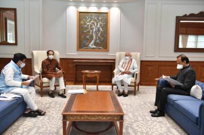 महाराष्ट्रात परत सत्तांतर होणार ; मुख्यमंत्री ठाकरेंची पंतप्रधान मोदींशी भेट म्हणजे राजकीय तडजोडच : उदयनराजे भोसले