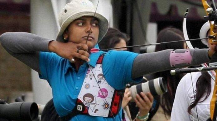 Archery World Cup: 'गोल्डन हॅट्रिक' नंतर दीपिका कुमारीची आणखी एक कमाल, जागतिक क्रमवारीतही अव्वल!   Indian Archer Deepika Kumari Became number 1 in World After winning 3 Gold Medals in Archery World Cup