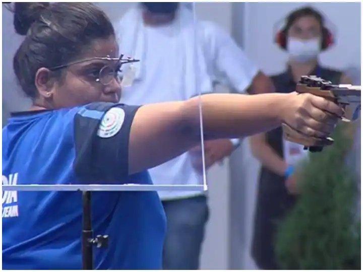 ISSF World Cup : नेमबाज राही सरनोबतचा 'सुवर्ण' वेध, विश्वचषकात भारताला पहिलं सुवर्णपदक