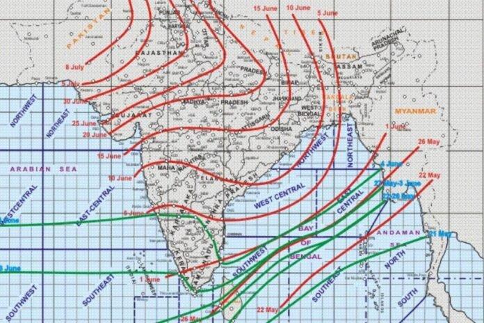Monsoon Update: नैऋत्य मोसमी वारे कर्नाटकच्या दिशेने; पुढील 3 दिवसात महाराष्ट्रात धडकणार मान्सून   National