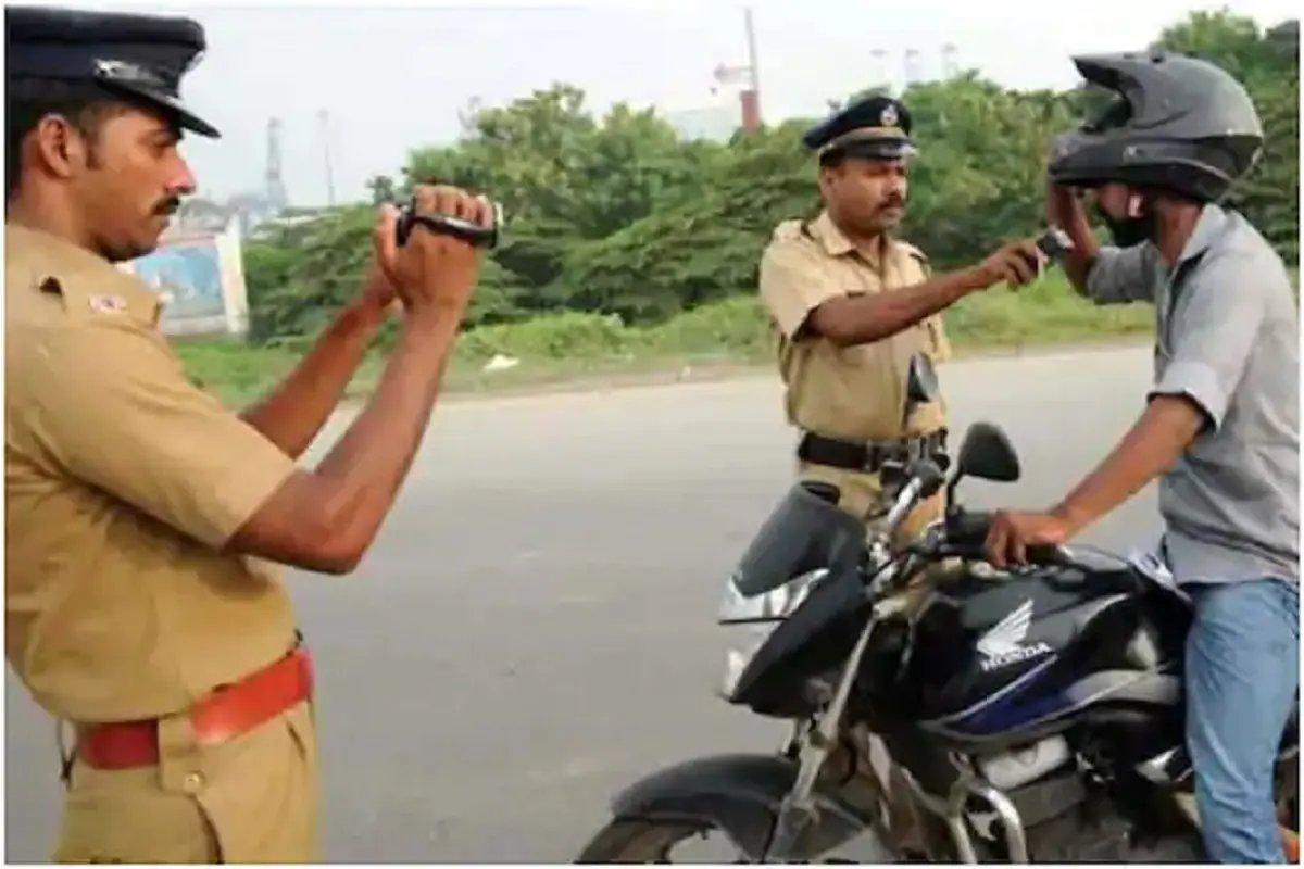 आता पुणे पोलीस होणार कॅशलेस; 'गुगल पे' द्वारे भरता येणार दंडाची रक्कम | Pune