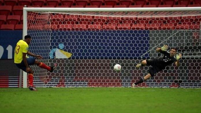 Copa America 2021 : फायनलमध्ये मेस्सी आणि नेमार आमने-सामने, कोलंबियाला मात देत अर्जेंटीना अंतिम सामन्यात दाखल | Messis Argentina Team Beats colombia in Semi Final and enters In Copa America 2021 Final