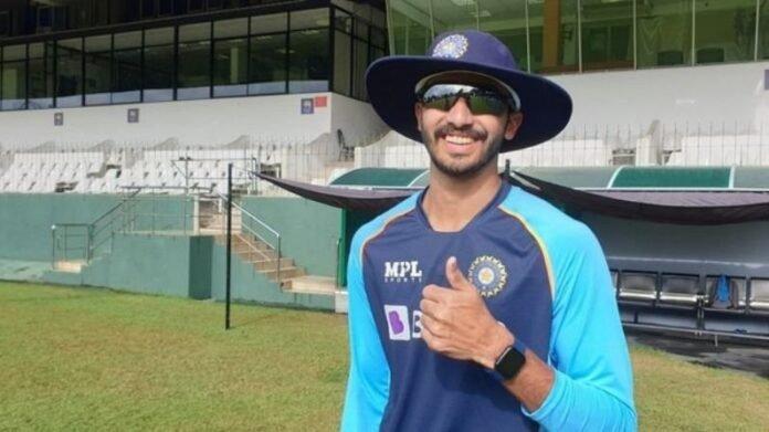 Video : भारताचा युवा स्टार श्रीलंकेत साजरा करतोय वाढदिवस, बीसीसीआयने पोस्ट केला व्हिडीओ